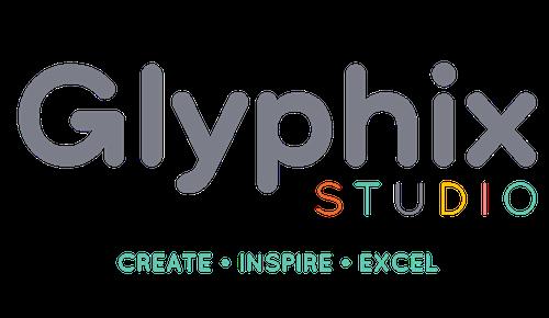 Glyphix Logo Tagline 01