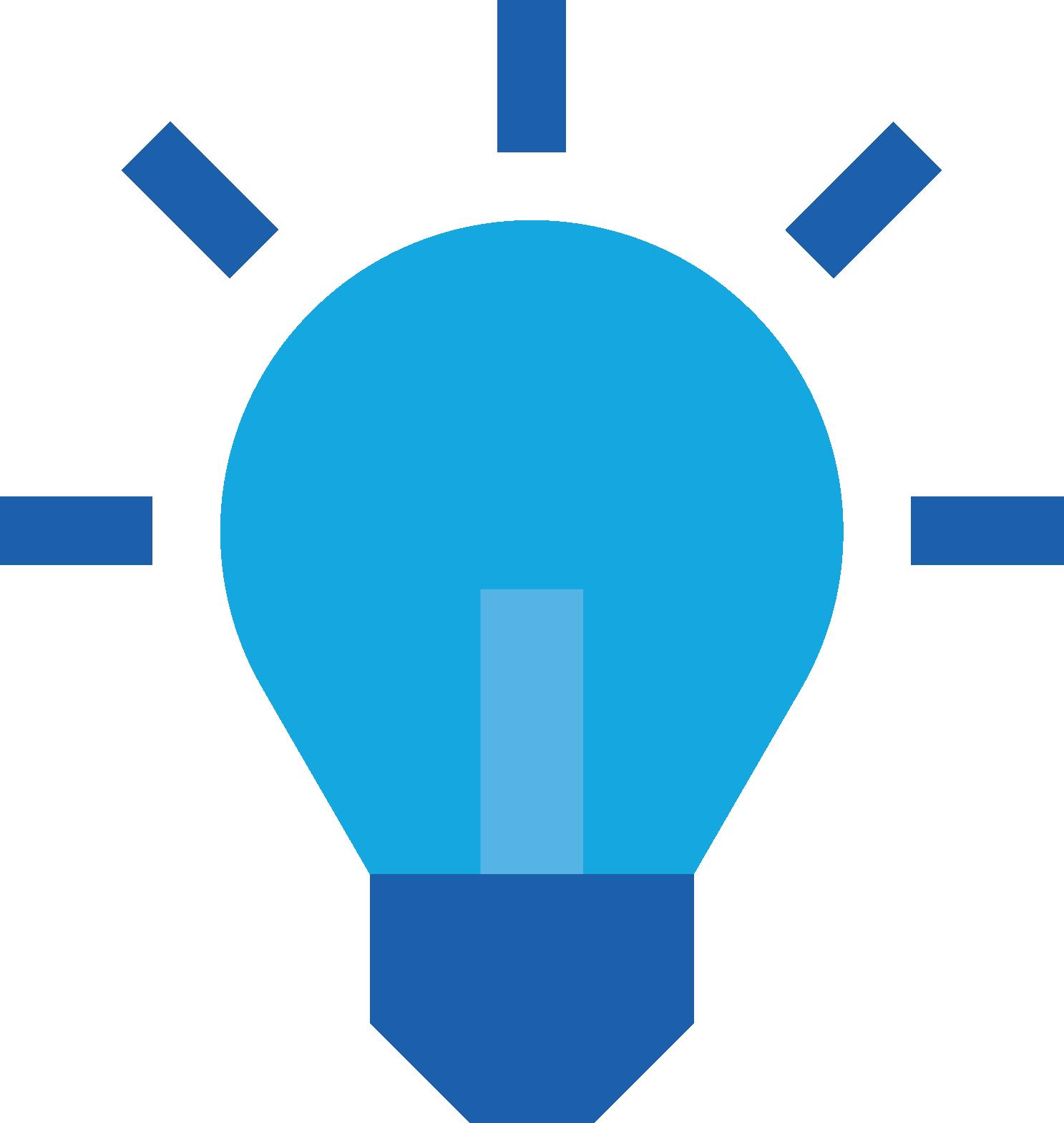 Idea Base Icons Lightbulb