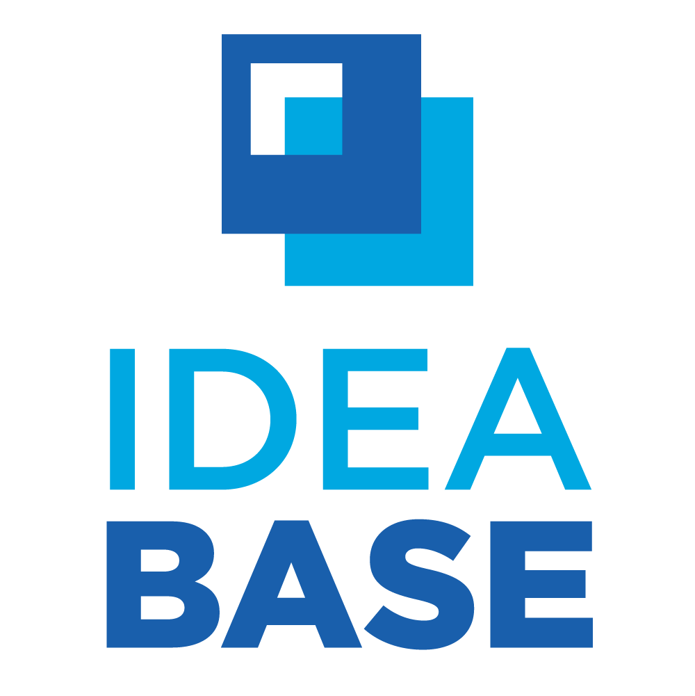 Idea Base Logo Stacked Color